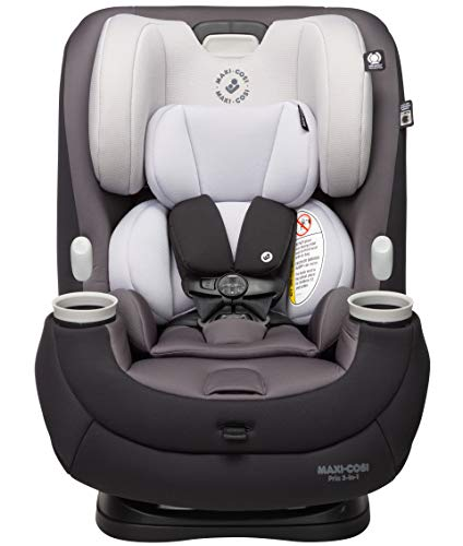 MaxiCosi Pria 3in1 Convertible Car Seat Blackened Pearl