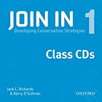 Join in Class CDs 1: Developing Conversation Strategies (Join In 1)