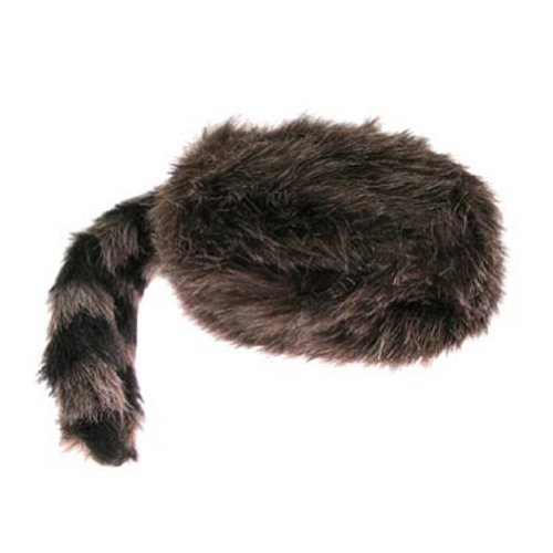 Top 10 raccoon skin hat adult for 2020