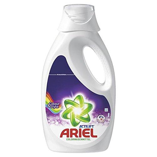 Ariel Actilift Colour & Style Liquid Laundry Detergent (1.31 L, 16 Loads)