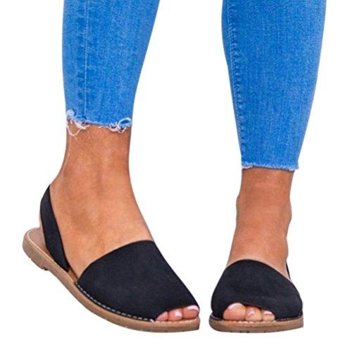 Scarpe Estive Donna,Scarpe Eleganti,Scarpe Sneaker,Scarpe Sportive,YanhooWomens Donna Pesce Bocca...