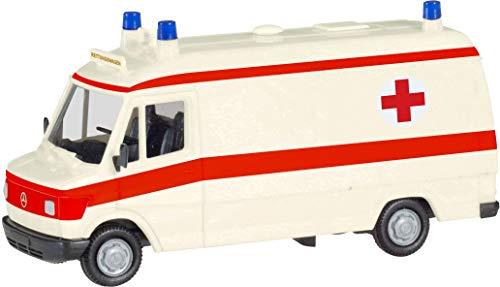 Herpa 094160 MB T1 Rettungswagen, Farbe