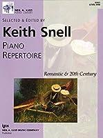 Piano Repertoire: Romantic & 20th Century 1