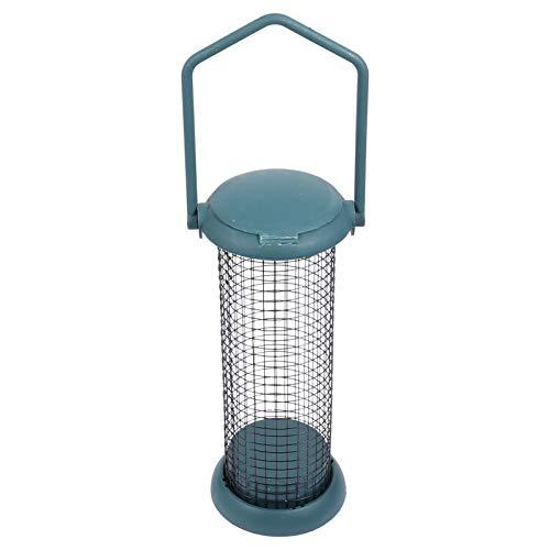 YARNOW Vögel Suet Käfig Metall Suet Vogel Feeder Garten Vogel Futterbehälter Suet Kuchenhalter für Spechte Bluebirds Stare