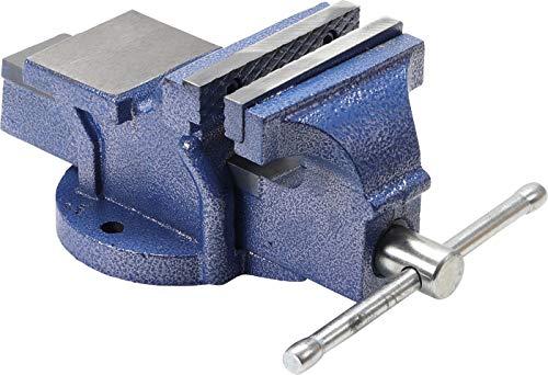 BGS 59260 | Parallel-Schraubstock | 100 mm Spannbacken | Werkbankschraubstock