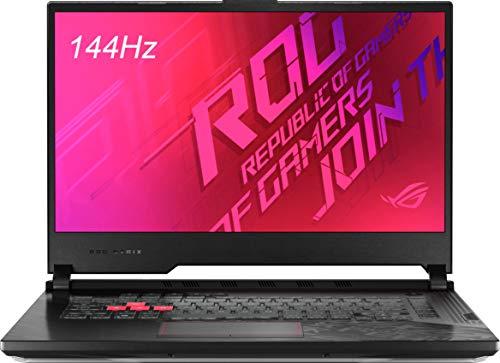"2021 Flagship ASUS ROG Strix G15 15.6"" FHD 144Hz Gaming Laptop, Intel 6-Core i7-10750H, 8GB DDR4, 512GB SSD, GeForce GTX 1650 Ti 4GB, RGB Backlit KB, HDMI, WiFi, Bluetooth, Windows 10, ABYS Mouse PAD"