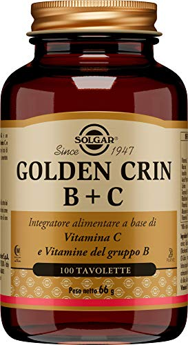 Solgar Golden Crin B+C Complex - 120 Ml