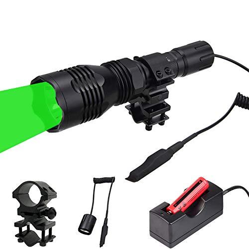 WindFire Green LED Coyote Hog Hunting Light Set