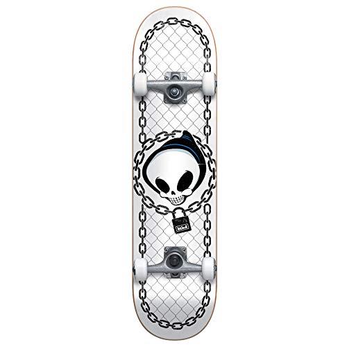 Blind Reaper Premium Complete Skateboards (Reaper Chain White, 7.375)