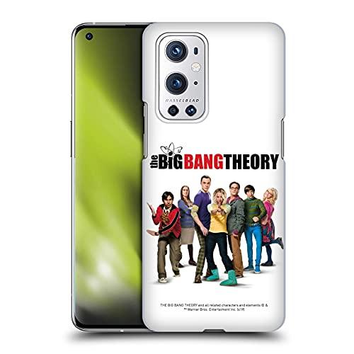 Head Case Designs Offizielle Zugelassen The Big Bang Theory Staffel 10 Schluessel Kunst Harte Rueckseiten Handyhülle Hülle Huelle kompatibel mit OnePlus 9 Pro