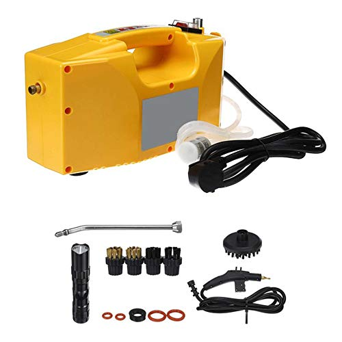 Hoge Druk Stoommachine, Multifunctionele Stoomreiniger, Energie Besparen, Goed Warmte-verzamelend Effect, Vlamvertragend/Warmte-isolerend/Niet-geleidend, Anti-droog
