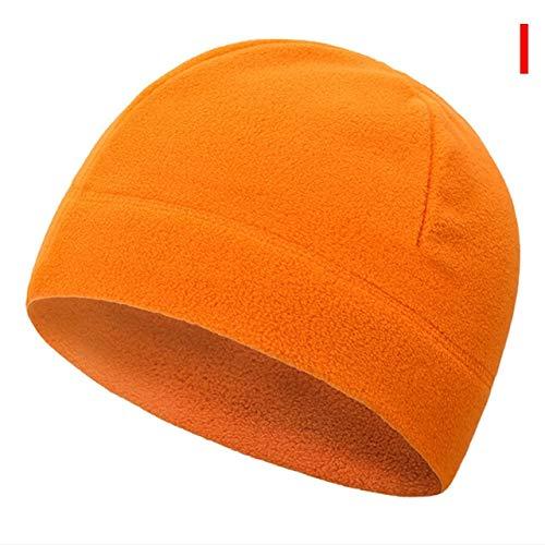 Sombrero Deportivo de Lana al Aire Libre Gorra de Ciclismo de Pesca Hombres MujeresGorra de Inviernocálida a Prueba de VientoGorras de Senderismo para Acampar-I