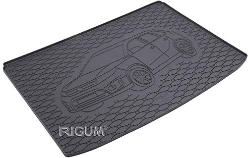 ilTappetoAuto by Fabbri 3 - 35B-833010 - Compatible avec Tapis sur Mesure en Caoutchouc pour Coffre de Voiture pour Suzuki Vitara