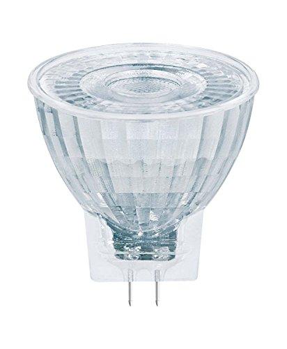 Osram LED Star MR11 Reflektorlampe, mit GU4-Sockel, nicht dimmbar, Ersetzt 20 Watt, 36° Ausstrahlungswinkel, Warmweiß - 2700 Kelvin, 6er-Pack