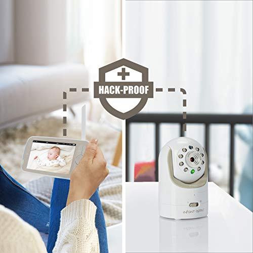 41OaP5o9JbL 12 Best Baby Monitors Under $150–$200 Review [Updated 2021]