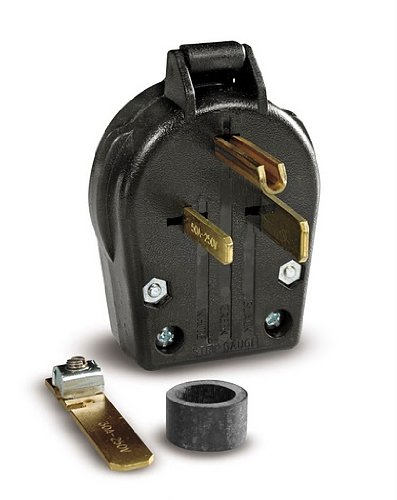 Hobart 770024 Welding Plug 230 Volt Pin