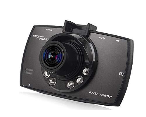 SMAA Mini Cars Recorder Nachtsicht Dash Kamera 2,7 Zoll Full HD, 170 ° Weitwinkel, Bewegungserkennung, Parküberwachung, G-Sensor, Loop-Aufnahme