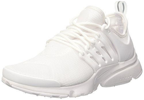 Nike Wmns Air Presto Ultra BR, Entrenadores Mujer, Blanco (White/White/Glacier Blue), 36.5 EU
