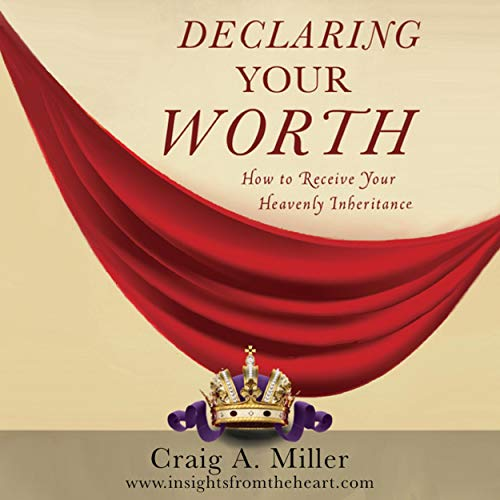 Declaring Your Worth  By  cover art