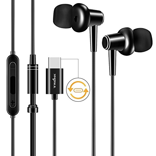 google pixel 2 usb type c earbud headphones with mic