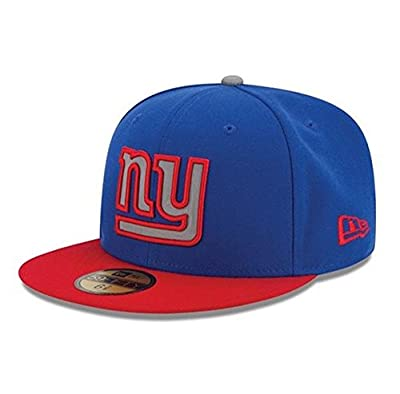 New Era NFL 59fifty Men's Hat Thanksgiving Series Fitted Cap New York Giants