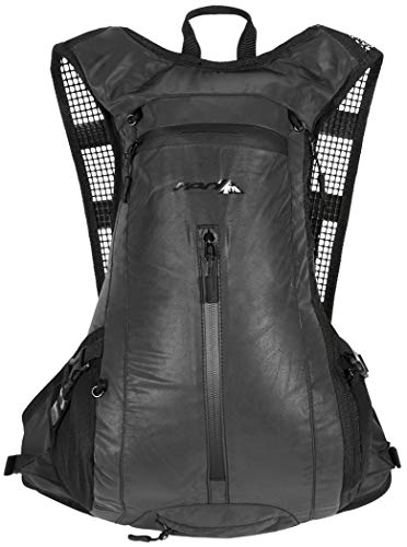 red CYCLING PRODUCTS Urban 10l Reflective Rucksack schwarz 2021 Outdoor Rucksack