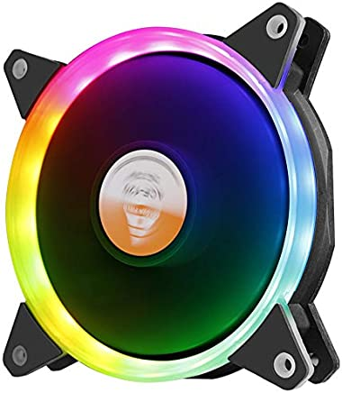Amazon com: RGB LED PC - GOLDEN FIELD / Case Fans / Fans