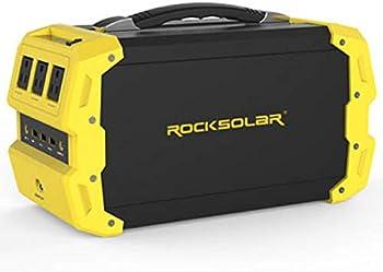 Rocksolar RS650 400W Portable Power Station