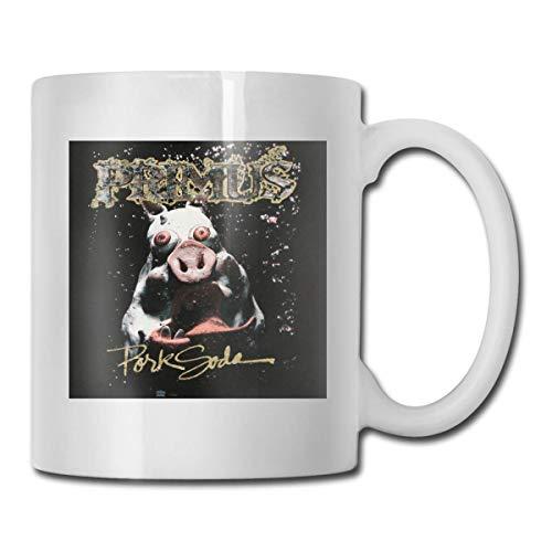 N\A Welerony Home Taza de café Primus Pork Soda Interesante Taza de 330 ml Taza de café de cerámica Taza de té