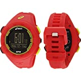 Asics GPS Watch |レッド