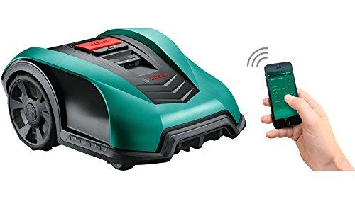 Tondeuse robot connectée Bosch - Indego S+350 (contrôle avec...