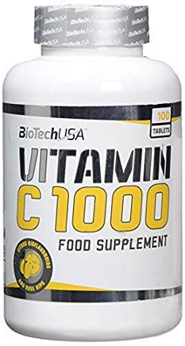 Biotech USA Vitamin C 1000 Vitaminas y Minerales - 1000 gr