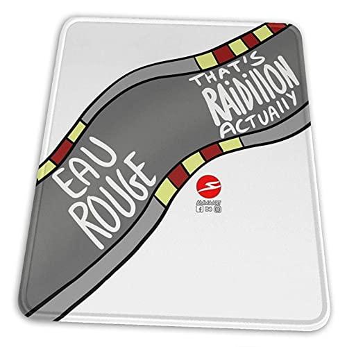 That's Raidillon Realmente - Tappetino per Mouse Originale di Ammaart Base in Gomma Antiscivolo per Computer da Gioco da Ufficio con Bordo Cucito
