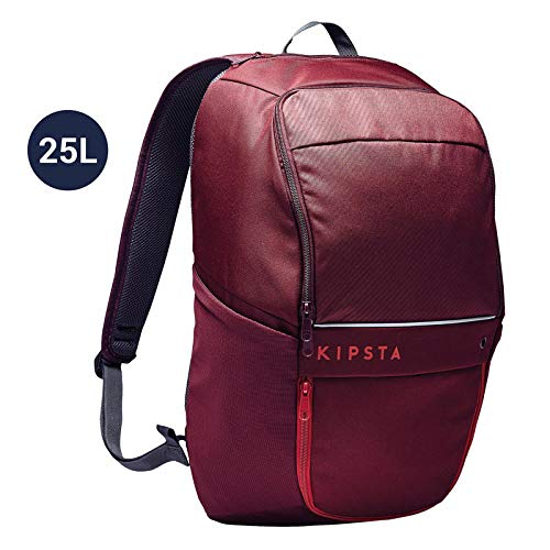 KITBAG Classic - Bolsa de fútbol (25 L), Color Rojo