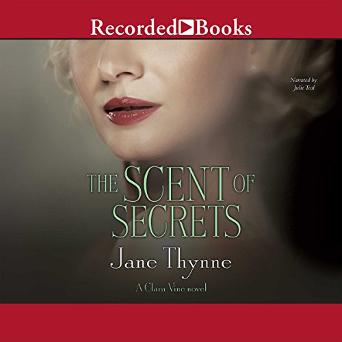 The Scent of Secrets audiobook cover art