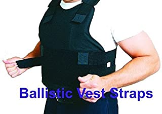 bulletproof vest replacement straps