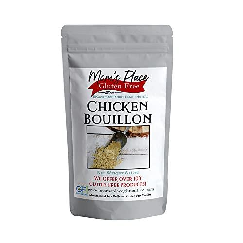 Mom's Gluten Free Chicken Bouillon 6 oz