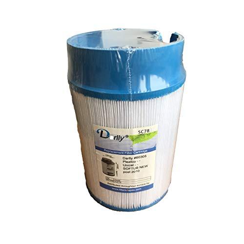 Unbekannt Darlly® Filter 60305 Ersatzfilter SC784 Lamellenfilter Softub ab 2009 Whirlpool