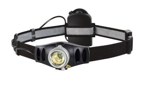 Coast projecteur à Bulls Eye Spot 150 Lumens Faisceau Lumineux Pure Ni-MH Lampe à variateur d'intensité Noir 125 g