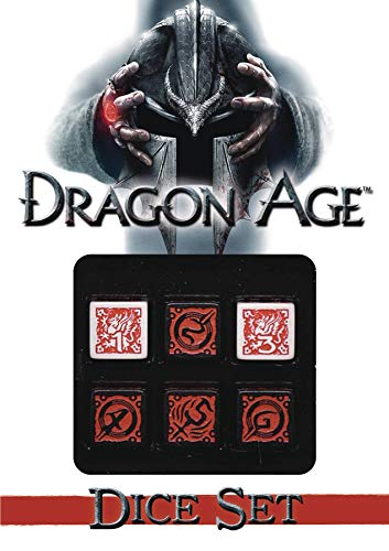 Dragon Age Dice SetOP