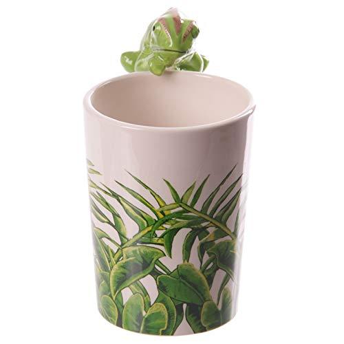 Chameleon Keramik Tasse Jungle Explorer