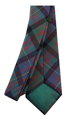 I Luv Ltd Gents Neck Tie Cameron of Erracht Ancient Tartan Lightweight Scottish Clan Tie