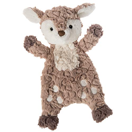 Mary Meyer Putty Nursery Lovey Soft Toy, 11-Inches, Fawn