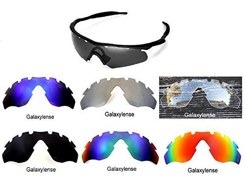 Galaxy Vervangende Lenzen Oakley M2 Frame Zonnebril Geventileerd 6 Pairs Speciale aanbieding!