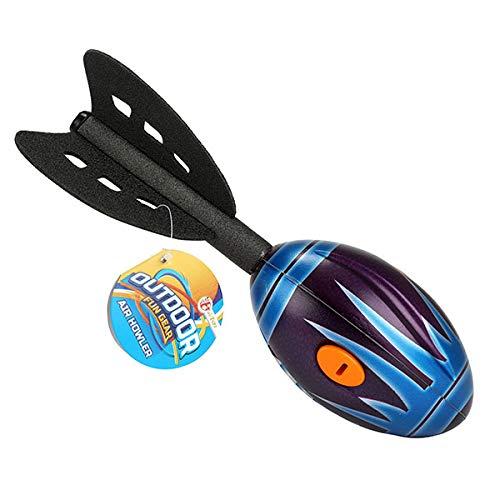 Toi-Toys Schaumstoffpfeil mit Pfeifton Wurfgerät Outdoor für Kinder