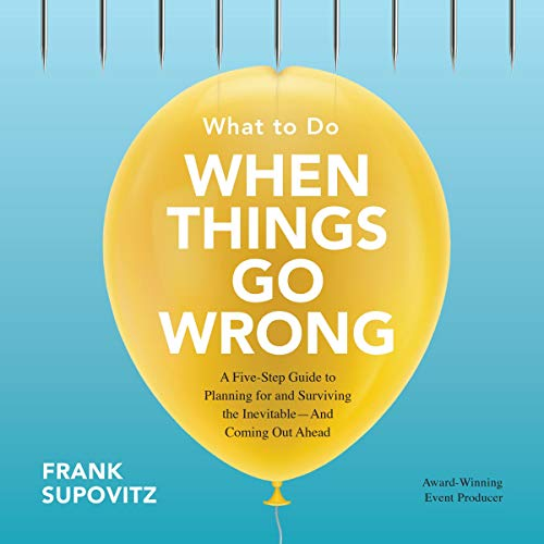 Page de couverture de What to Do When Things Go Wrong