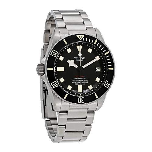 Tudor Pelagos LHD automatico orologio da uomo quadrante nero 25610TNL-BKSTI