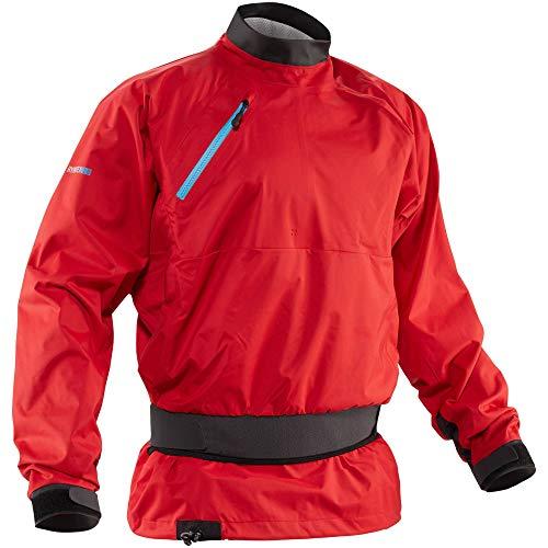 NRS Men's Helium Paddling Jacket-Salsa-XXL