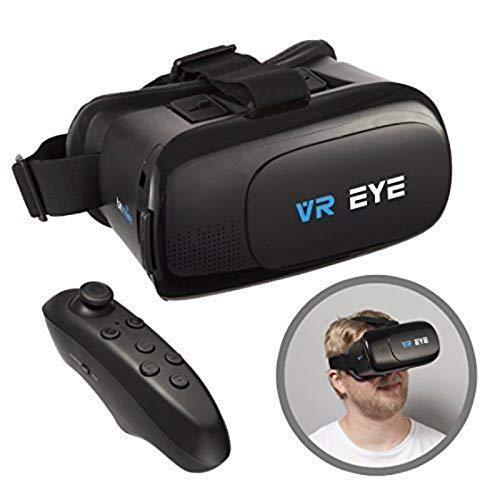 VR Eye® - Gafas Realidad Virtual 3D VR + Controlador