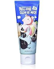 Elizavecca milkypiggy Hell-Pore Clean Up nose Mask, liquid type nose pack (100ml), clear, 1 unit (BizAU_609)